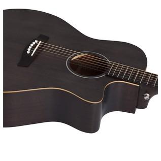 Schecter Deluxe Guitar, Black