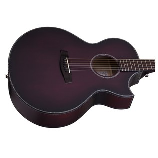 Schecter Orleans Stage Acoustic Guitar, Flamed Maple