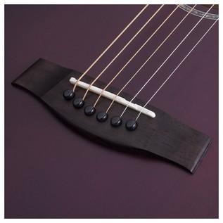 Schecter Orleans Stage Guitar, Vampyre Red