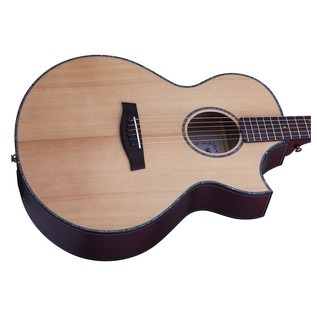 Schecter Orleans Stage Acoustic Guitar, Natural Satin