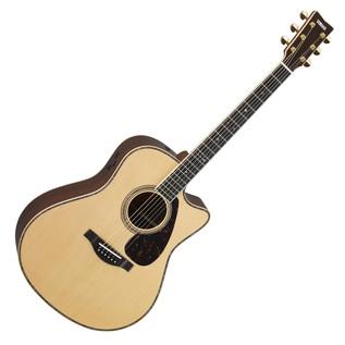 Yamaha GLLX36CAREII Electro Acoustic Guitar, Gloss Natural main