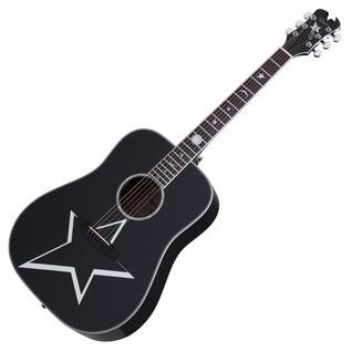 Schecter Robert Smith RS-1000 Busker Acoustic, Black