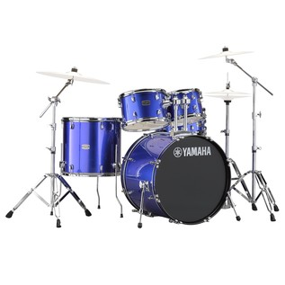 Yamaha Rydeen Blue Drum Set