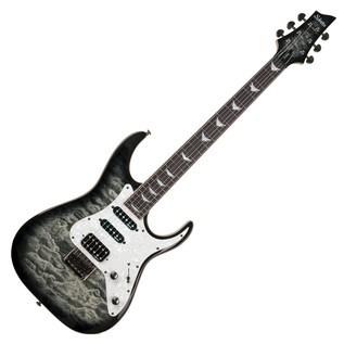 Schecter Banshee-6 Extreme Electric Guitar, Charcoal Burst