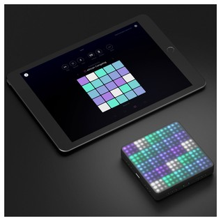 ROLI Lightpad Block - With iPad (iPad Not Included)