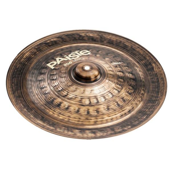 """Paiste 900 Series 16"""" China Cymbal"""