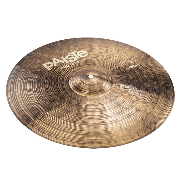 "Paiste 900 Series 19"" Crash Cymbal"