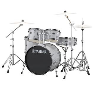 Yamaha Rydeen Drum Kit With Hardware, Silver