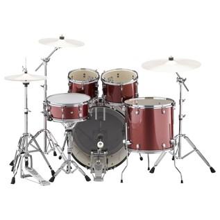 Yamahe rydeen burgundy drums