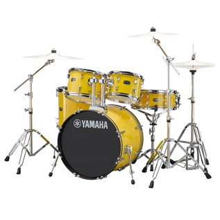 Rydeen Mellow Yellow Drum Kit