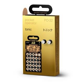 Teenage Engineering PO-32 Tonic Pocket Operator packaging