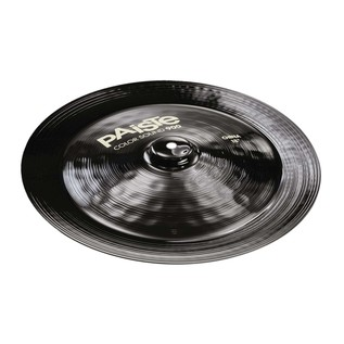 Paiste Color Sound 900 Black 18'' China Cymbal