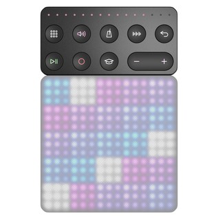 ROLI Loop Block Controller - Attached Front (Lightpad Not Included)