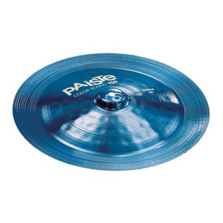 Paiste Color Sound 900 Blue 18'' China Cymbal