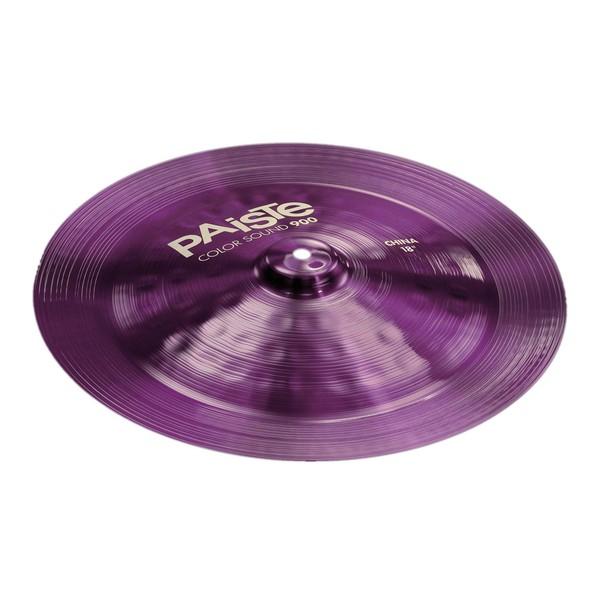Paiste Color Sound 900 Purple 18'' China Cymbal