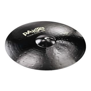 Paiste Color Sound 900 Black 18'' Crash Cymbal