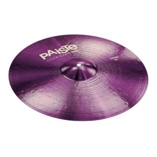 Paiste Color Sound 900 Purple 18'' Crash Cymbal