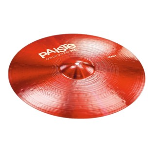 Paiste Color Sound 900 Red 19'' Crash Cymbal