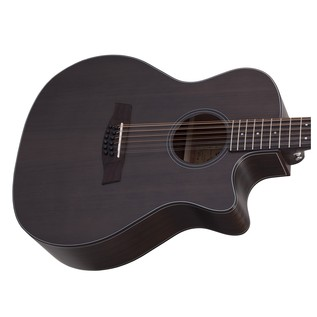 Schecter Orleans Studio 12 Sting Acoustic Guitar, Black
