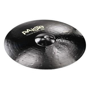 Paiste Color Sound 900 Black 19'' Crash Cymbal