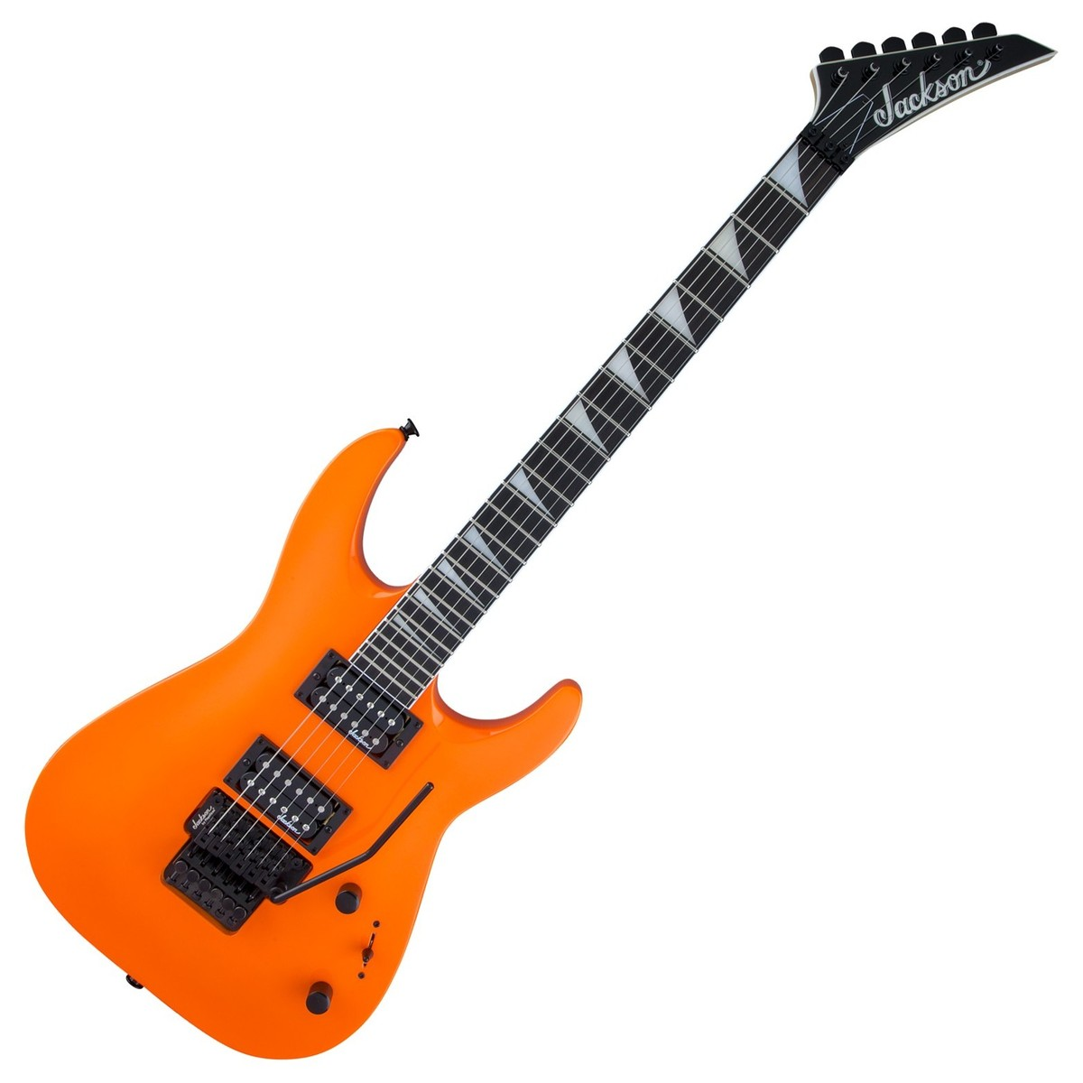 Click to view product details and reviews for Jackson Dinky Arch Top Js32 Dka Electric Guitar Neon Orange.