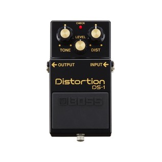 Boss 40th Anniversary Limited Edition Distortion Effects Pedal main
