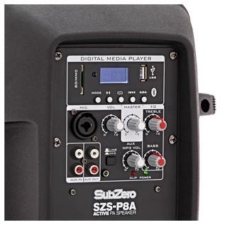 SZS-P8 and SZS-P8A Bundle