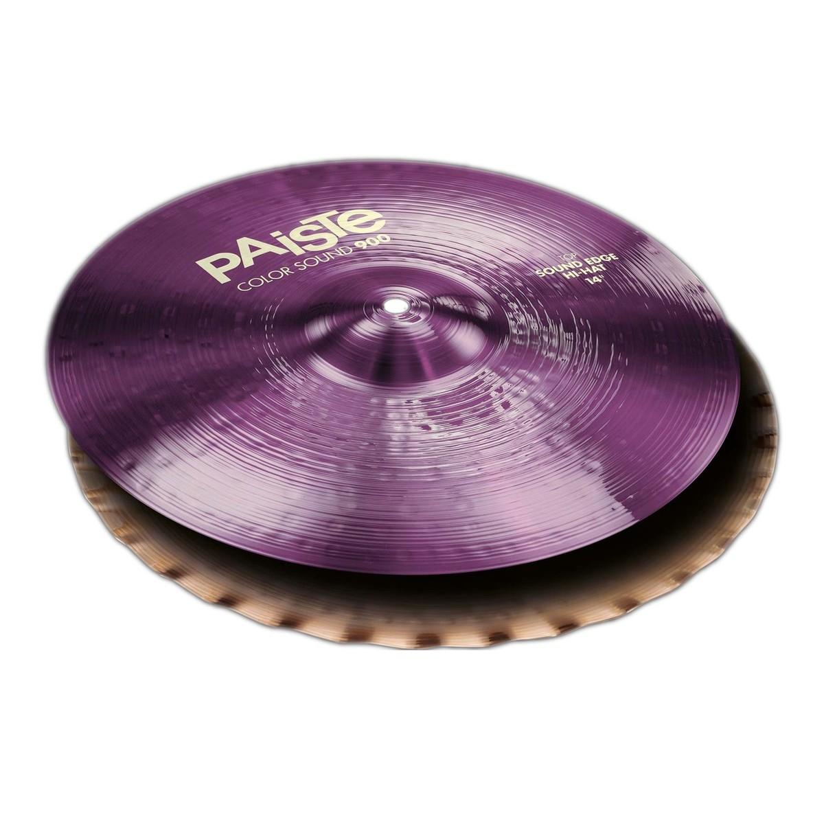paiste color sound 900 purple 14 loading zoom
