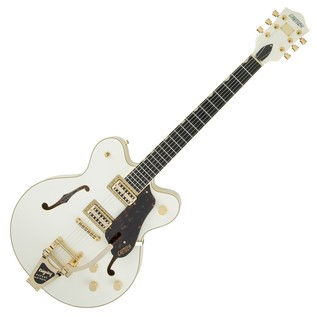Gretsch G6609TG Player's Edition Broadkaster Center Block, White