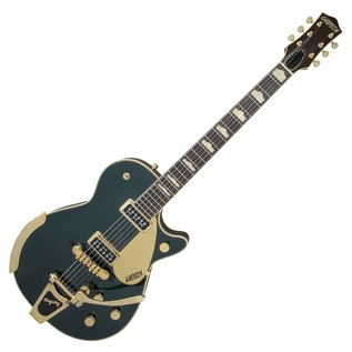 Gretsch G6128T-57 Vintage Select '57 Duo Jet TV Jones, Cadillac Green