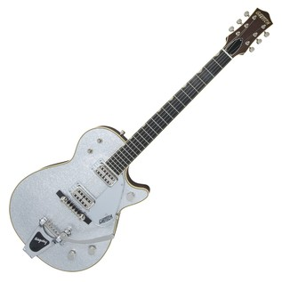 Gretsch G6128T-59 Vintage Select '59 Silver Jet with Bigsby, Silver