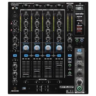 Reloop RMX-90 DVS DJ Mixer - Top