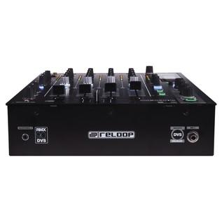 Reloop RMX-90 DVS DJ Mixer With FX - Front