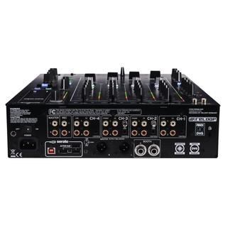 Reloop RMX-90 DVS Professional DJ Mixer - Rear