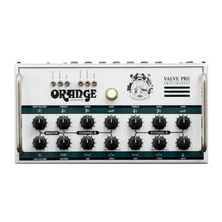 Orange Acoustic Pre stereo valve acoustic preamp/active DI