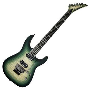 Jackson Pro Series Soloist SL2Q MAH, Alien Burst
