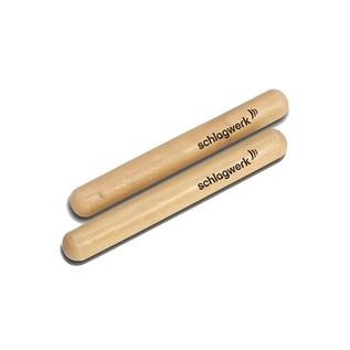 Schlagwerk Claves, Akazie Ø 24mm