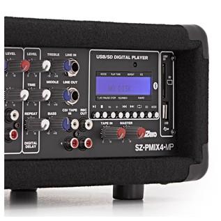 SubZero SZPA-410 PA System