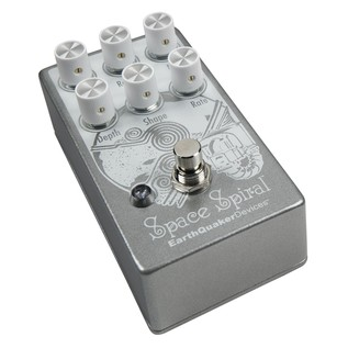 Space Spiral pedal back
