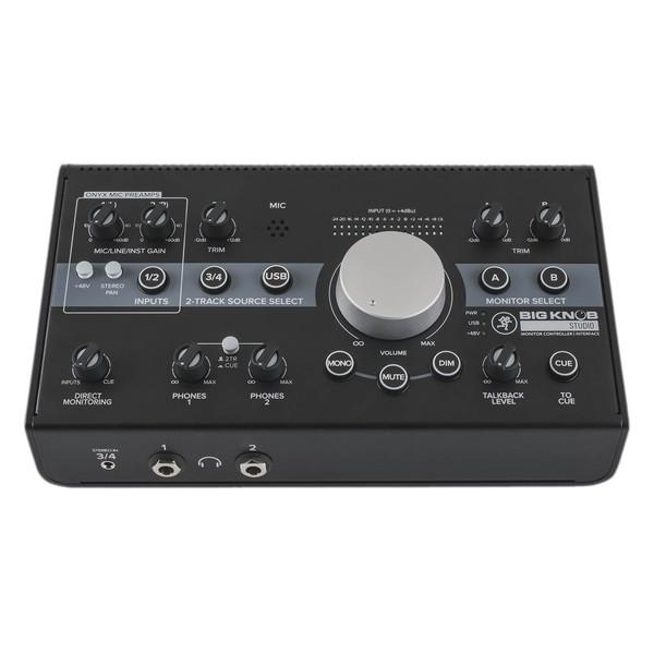 Mackie Big Knob Studio Monitor Interface