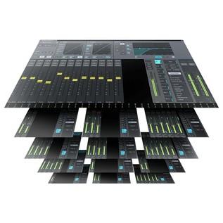 PreSonus StudioLive AVB 32AI Mix System networking