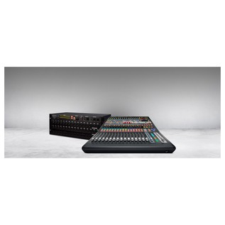 PreSonus StudioLive AVB 32AI Mix System wide view