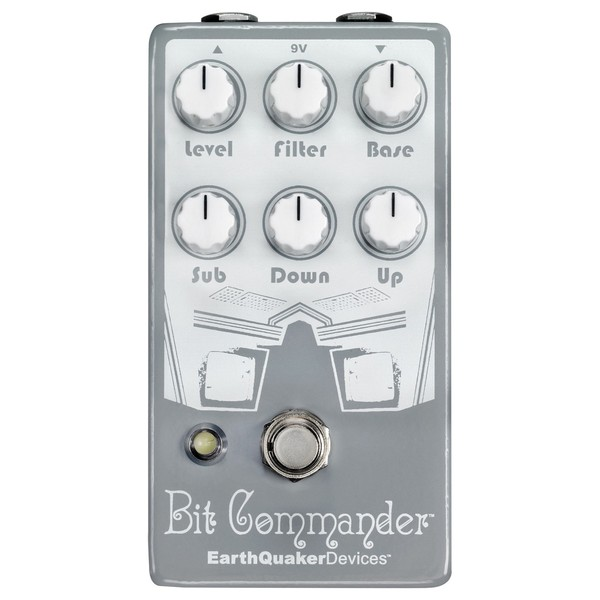 EarthQuaker Devices Bit Commander V2 Octave Synth