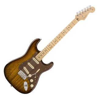 Fender 2017 Limited Edition SheduaTop Stratocaster, Natural