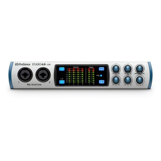 PreSonus Studio 6/8 Audio Interface main
