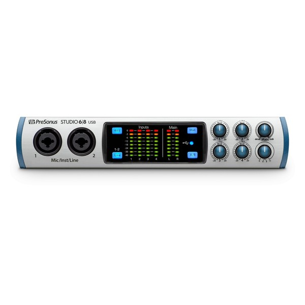 PreSonus Studio 6/8 Audio Interface main