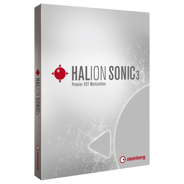 Steinberg HALion Sonic 3 - Boxed