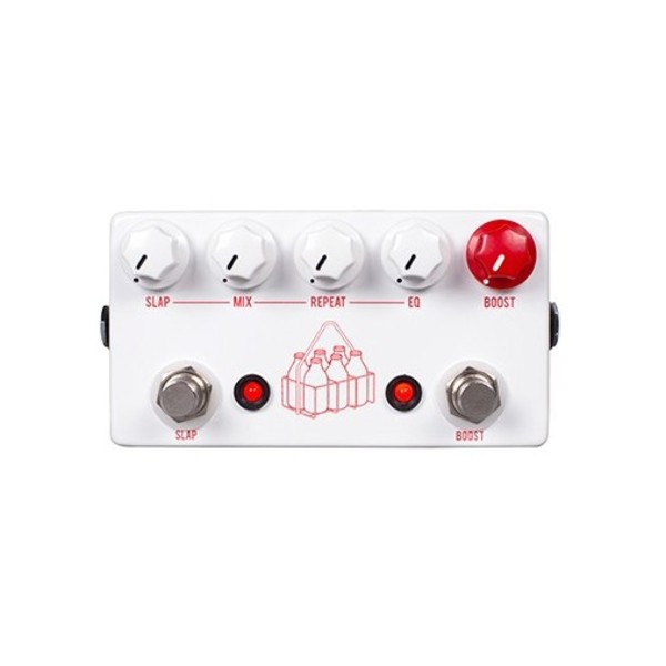 JHS Pedals The Milkman Tape Delay Echo Main