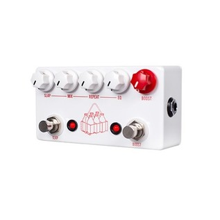 JHS Pedals The Milkman Tape Delay Echo Side