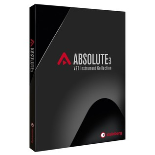 Steinberg Absolute 3 - Boxed